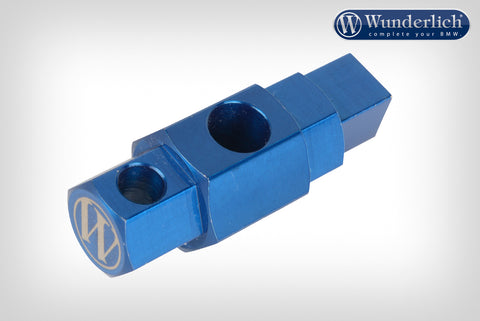 Wunderlich MultiTool Spindle Tool - Blue