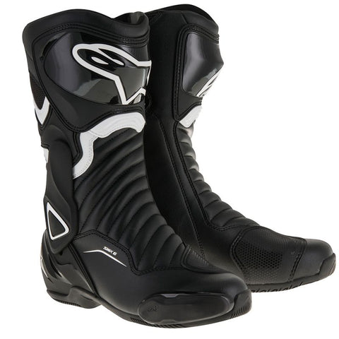 Alpinestars SMX-6 V2 Boot Black/White