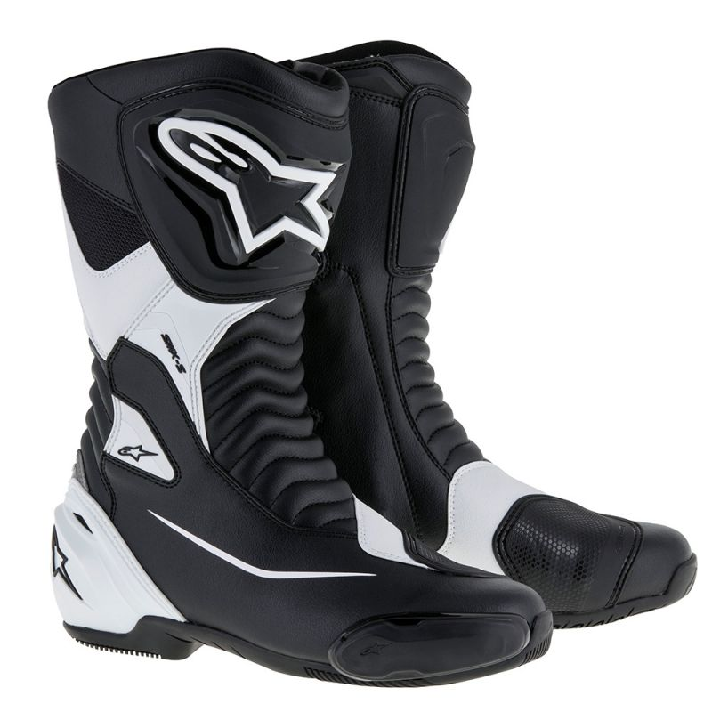 Alpinestars SMX-S Boot Black/White
