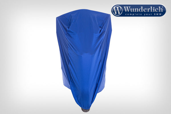 Wunderlich Bike Cover for BMW Motorcycles (Blue)