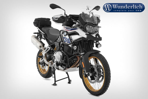 "BMW F750GS/F850GS Water Cooler Protection ""EXTREME"" - black - Wunderlich"