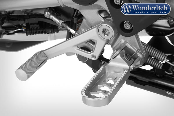Wunderlich Lower Footrests (ERGO Comfort)