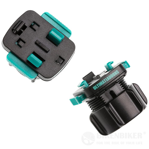 25mm To 3 Prong Adapter With Push Buttons- Ultimateaddons