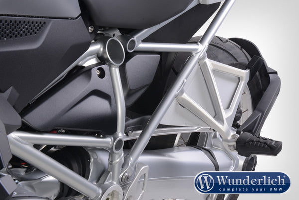BMW R1200GS Protection - Passenger Seat Recess Cover - Bike 'N' Biker