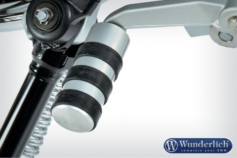 Wunderlich Gear Lever Enlarger (Touring) - Silver