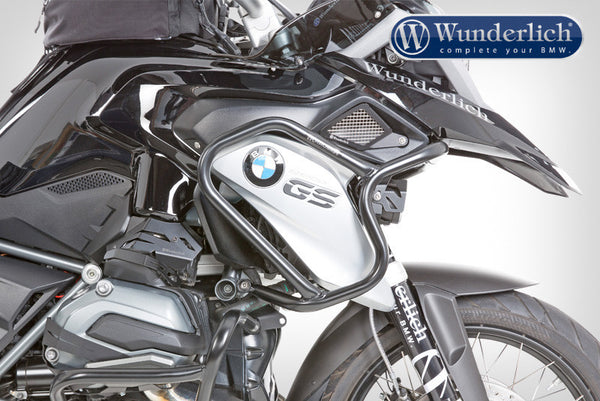 BMW R1200GS Protection - Tank Guard | Adventure Style - Black - Bike 'N' Biker
