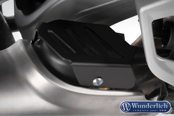 BMW R1200GS Protection - Exhaust Flap Cover - Bike 'N' Biker
