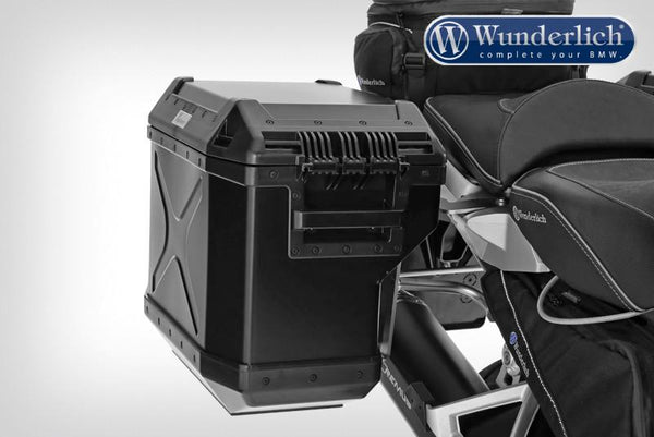 BMW R1200GS Luggage - Xplorer Cutout Series (Black)