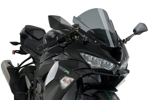 Z Racing Screen for Kawasaki ZX6R - Puig