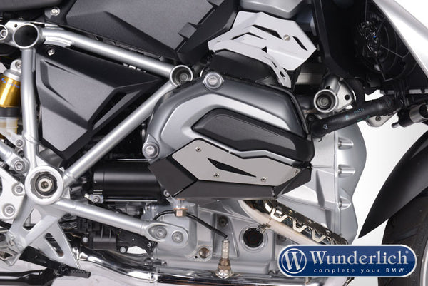 BMW R1200GS Protection - Valve Cover & Cylinder (Dakar) - Bike 'N' Biker