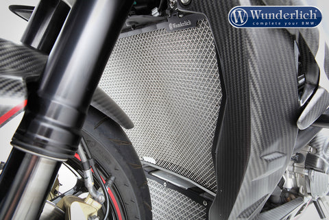 Water/ Oil Cooler Guard for BMW S1000R/RR/XR - Wunderlich