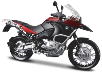 Maisto BMW R1200 GS 2015 1:12 Scale Model