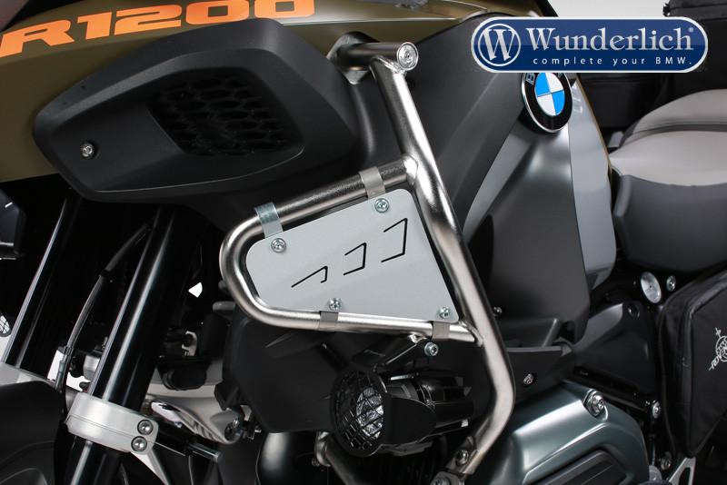 BMW R1200GSA Protection - Rock Guard Set For Tank Guard (OEM)