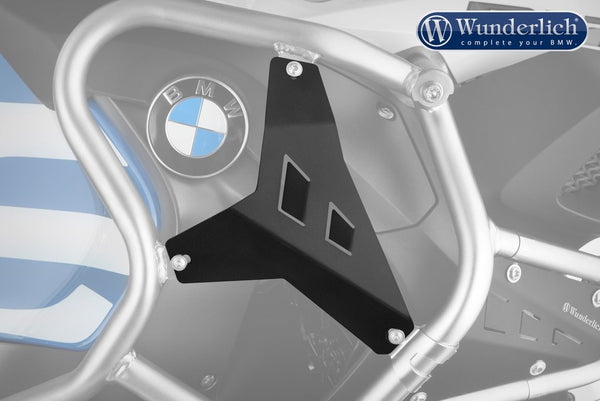 BMW R1200GSA Protection - Tank Guard Extension Plates