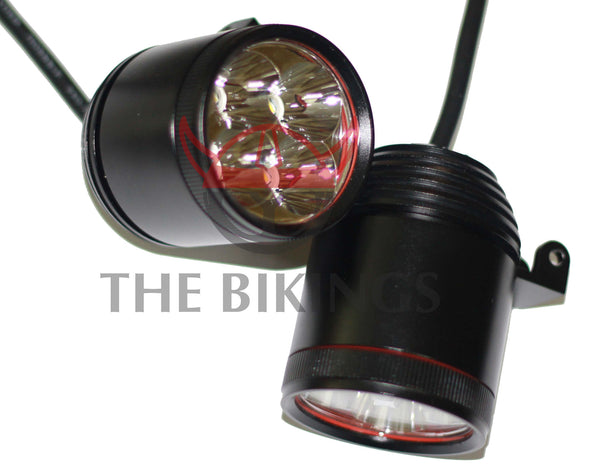 GS40 - 40w 3200 Lm LED Auxiliary lights - Bike 'N' Biker