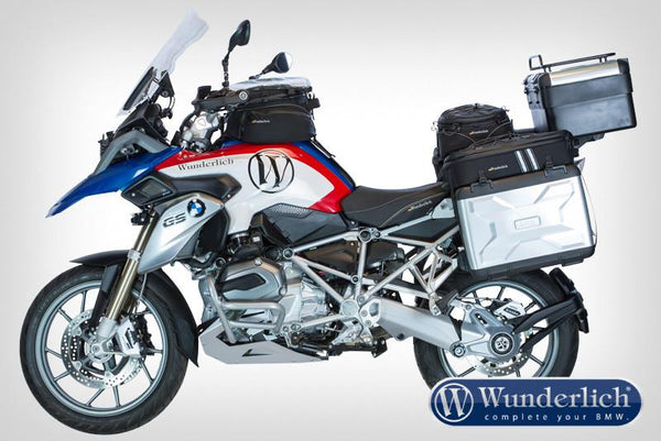BMW R1200GSA Styling - Frame Covers