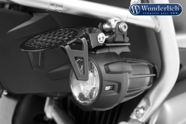 BMW MOTORRAD Protection- Auxiliary Light Protection Grill Nano