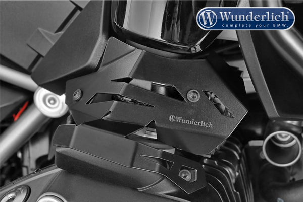 Wunderlich Injection Cover - Black