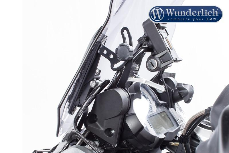 BMW R1200GS Screen - Windscreen Reinforcement Brackets