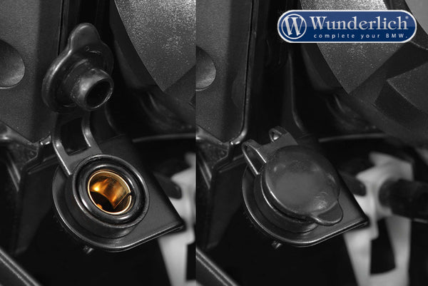 Wunderlich Socket Holder - Black