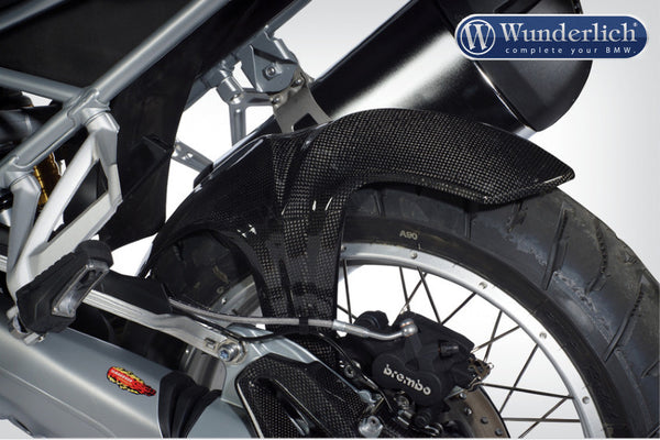 BMW R1200GS Plastics - Rear Hugger (Carbon) - Bike 'N' Biker
