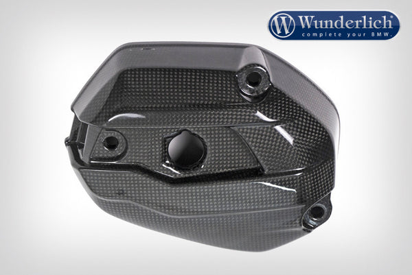 BMW R1200GS Protection - Carbon Spark Plug Connector Cover Right - Bike 'N' Biker