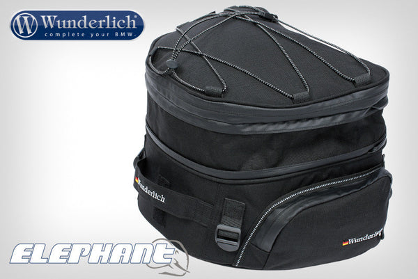 Seat + Rack Bag - Elephant - Combi - Bike 'N' Biker