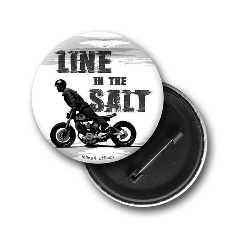 Line in the Salt | Badge - Inline-4