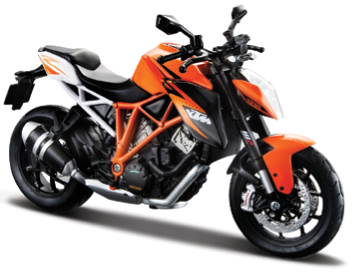 Maisto KTM 1290 Super Duke R 1:12 Scale Model