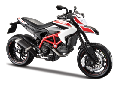 Maisto Ducati Hypermotard SP 2013 1:12 Scale Model