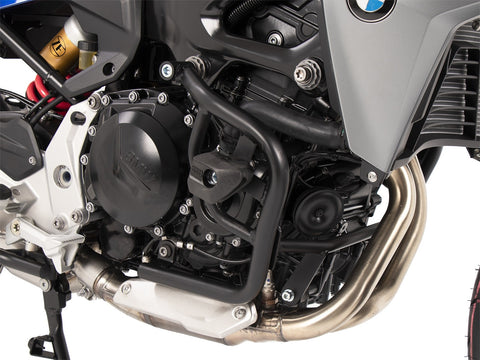 Engine Protection Bar with Slider - BMW F 900 XR (2020-) - Hepco & Becker