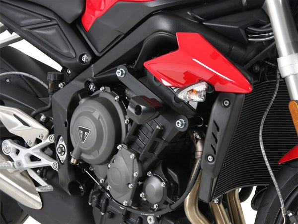 Triumph Street Triple 765 Crash Pads