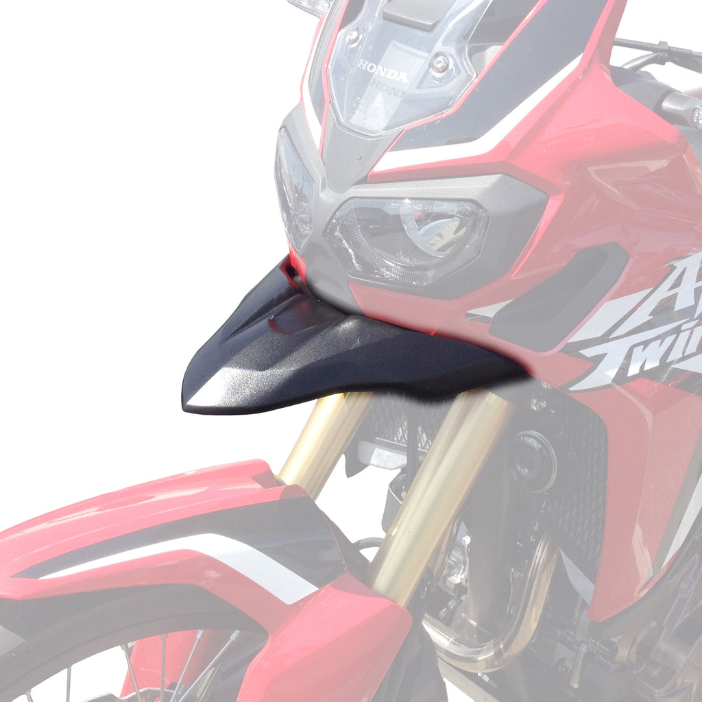 Honda CRF1000L Africa Twin Beak - Matt Black - Pyramid Plastics