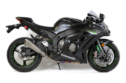 Single Alien Head Slip-On (3/4 System) ZX-10R (16-20) - Brock's Performance