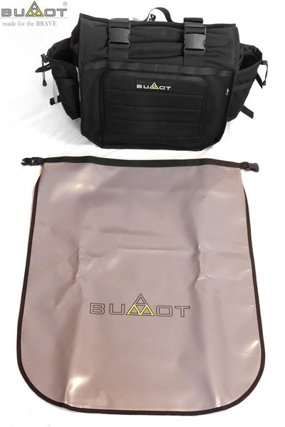 Bumot Xtremada Motorcycle Soft Luggage