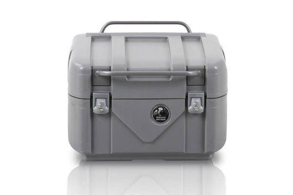 Top Case 42L Gobi Series Dark Grey - Bike 'N' Biker