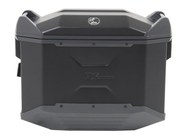 Xceed Side Cases - 38L Black - Hepco & Becker