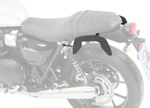 Triumph Street Twin C-bow softbag carrier - Bike 'N' Biker