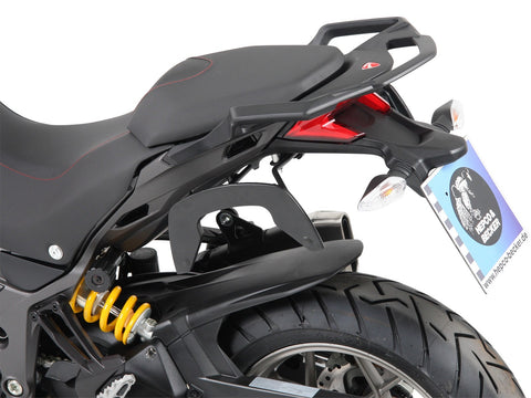 C Bow Soft Bag Carrier for Ducati Multistrada 1260/S - Hepco and Becker
