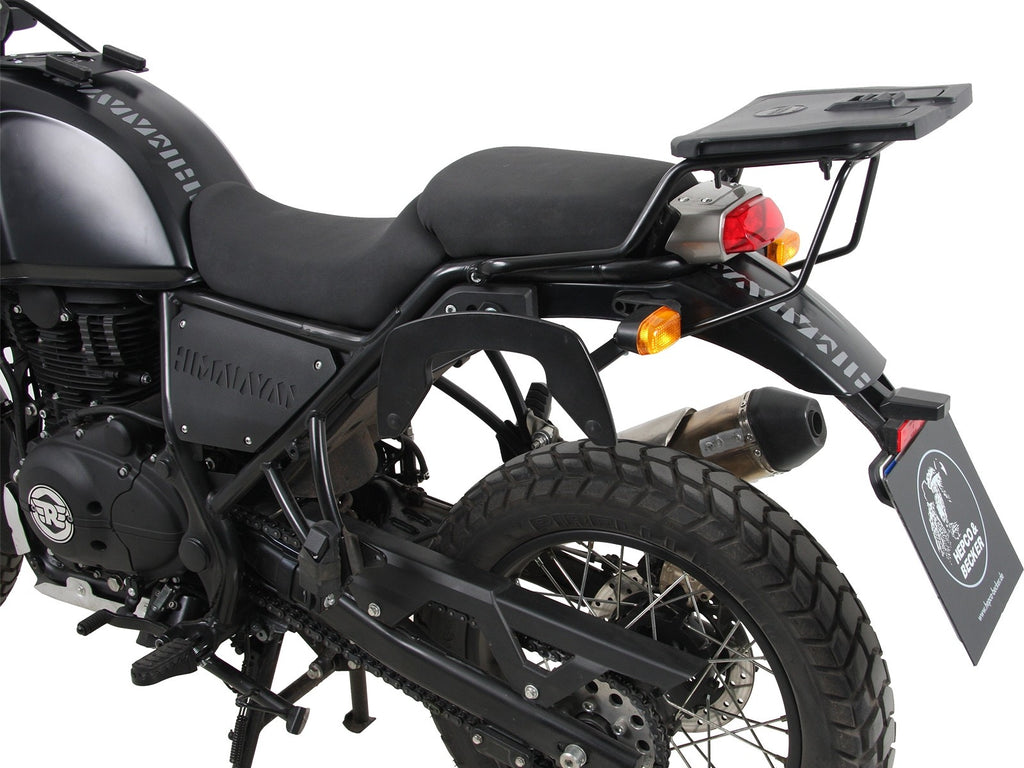 C-Bow side carrier for Royal Enfield Himalayan (2018-2020)