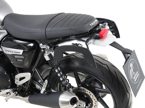 C-Bow Soft Bag Carrier For Triumph Speed (2019+) - Hepco & Becker