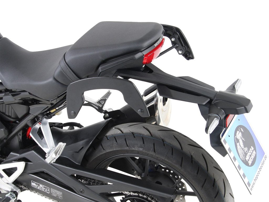Honda CB300R C-Bow Side Carrier - Hepco & Becker