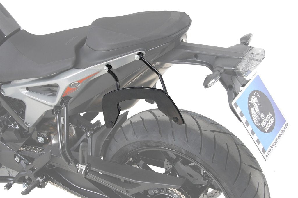 KTM DUKE 790 Soft Sidecase Carrier C-BOW