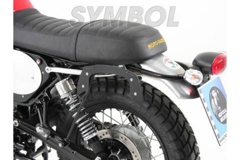 BMW F800R Sidecases Carrier - Legacy - Bike 'N' Biker