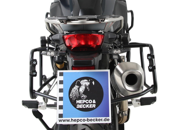 Hepco & Becker Sidecarrier Lock-It for BMW F 850 GS (2018-) - Black