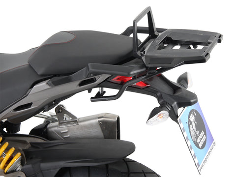 Alu Rack Top Case Carrier for Ducati Multistrada 1260/S - Hepco and Becker