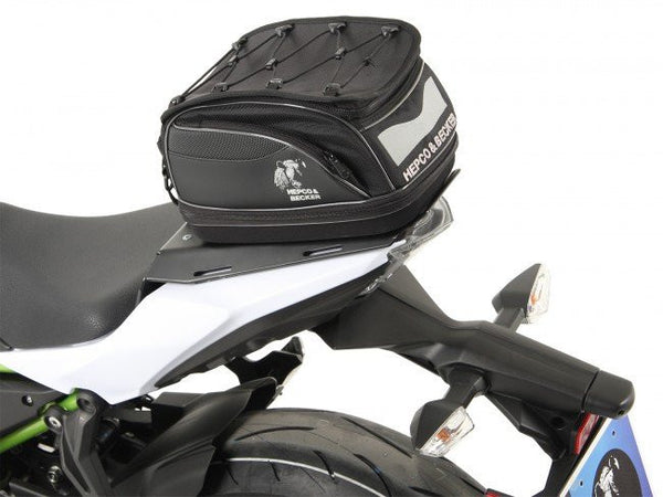 Kawasaki Z 650 Luggage Carrier - Sports Rack - Hepco & Becker - Bike 'N' Biker