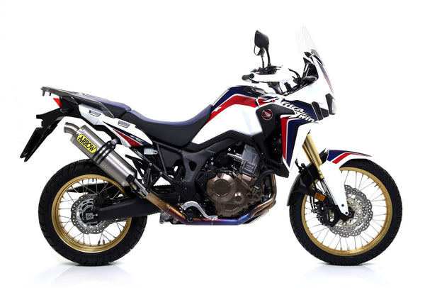 Honda CRF 1000L Africa Twin 2016+ Race-Tech Titanium Full System