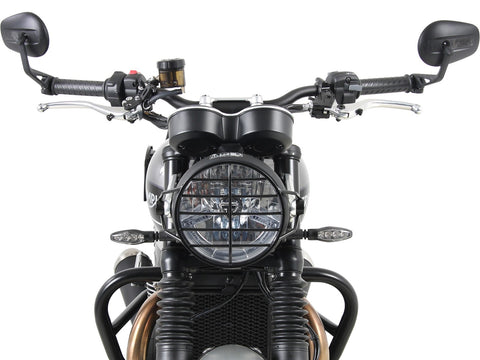 Headlight Grill For Triumph Speed (2019+) - Hepco & Becker