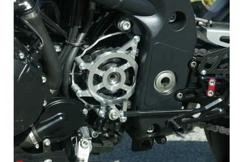 Triumph Speed Triple Sprocket Cover